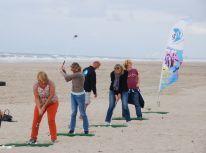 beachgolf_uitje_strand