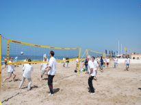 beachvolleybal_uitje_strand