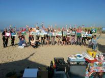schilderworkshop_uitje_strand